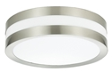 Picture of Exterior Round Stainless Steel Oyster (9996-Italux) V & M Imports