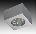 Picture of Treble Weather Proof IP54 LED Downlight (LED338) Gentech Lighting