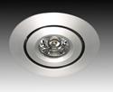 Picture of 15Deg Adjustable LED Cabinet Downlight (LED302) Gentech Lighting