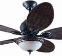 "Picture of Caribbean Breeze (137cm / 54"") Prestige Ceiling Fans Hunter Fans"