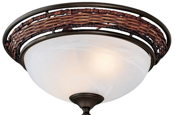 Picture of bowl ceiling fan light kit bowl light kits hunter fans