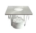 Picture of Kiama 316 Stainless Steel Covered LED Square Deck Light (S201S) Seaside
