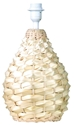 Picture of Cayman 38 Table Lamp Base (OL96709/38NAT) Oriel Lighting