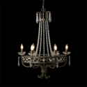 Picture of Bronze 6 Light Chandelier (CH1018/6) Robert Kitto