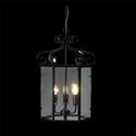 Picture of Black 3 Light Lantern (PD1151) Robert Kitto