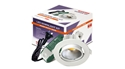 Picture of Ecostar 9W Dimmable Gimble LED Downlight (S9046) Sunny Lighting