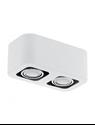 Picture of Toreno Surface Mounted 2 Light LED Spotlight (200676) Eglo Lighting