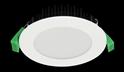 Picture of 10W TEK-10 LED Downlight Round Satin White Trim (20600 20601) Domus Lighting