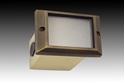 Picture of Turbo Recessed Brass 12V Plain Wall Light (B-D006) Gentech Lighting