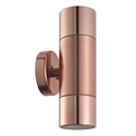 Picture of Elements Pure Copper Up/Down Exterior Wall Light (AWL-03-CP) Aqualux Lighting