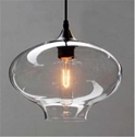 Picture of Aramis 1 Light Clear Glass Pendant (Aramis-1P) Fiorentino Lighting