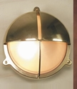 Picture of Queenscliff Large Solid Brass Bunker (S2427B) Seaside Lighting