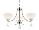 Picture of Derwent 3 Light Pendant Cougar Lighting
