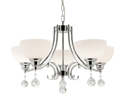 Picture of Derwent 5 Light Pendant Cougar Lighting