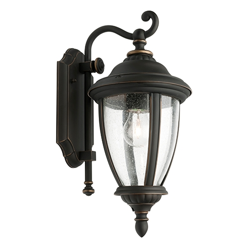 Picture of oxford exterior wall light oxfo1e cougar lighting
