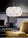 Picture of Montorio 3 Light Pendant (92756) Eglo Lighting