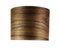"""Picture of COCOA WOOD 12"""" Shade (OL91814) Oriel Lighting"""