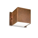 Picture of DECORI Exterior Brass Copper Wall Light (252.05.RR) IL Fanale