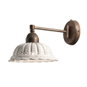 Picture of ANITA Brass Ceramic Wall Light (061.13.OC) IL Fanale