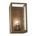 Picture of ANVERSA Brass Wall Light (254.09.OO) IL Fanale