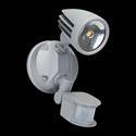 Picture of Muro 15S Single LED Floodlight With Sensor (25016 25017 25018) Domus Lighting