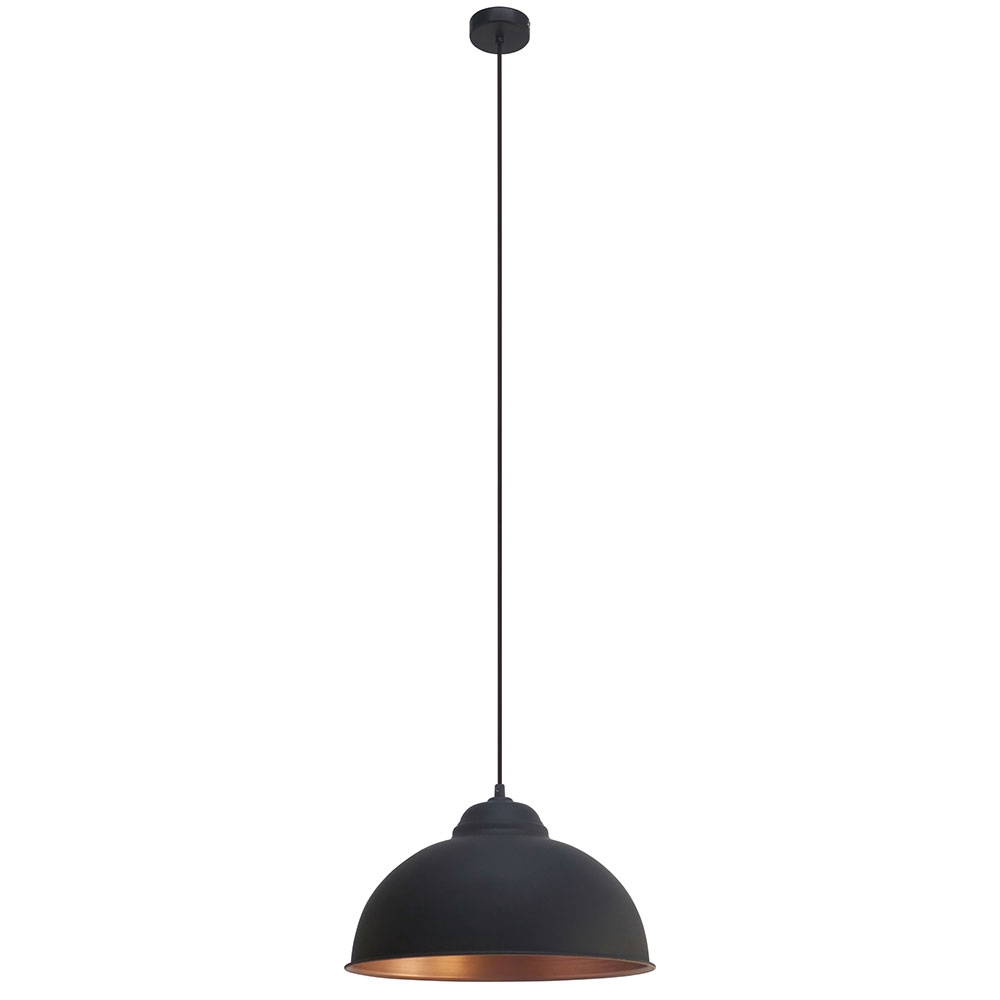 nickel ceiling eglo lighting shade rise with fall satin large and romao brown light image led type pendant linen finish