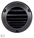 Picture of Exterior Black Surface Mounted 240V LED Grill (HV2925-240V) Havit Lighting