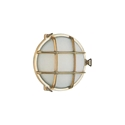 Picture of Marina 19CM Caged Round Bunker (BM87 43363) Domus Lighting