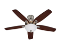 "Picture of Builder Deluxe (132cm / 52"") Ceiling Fan Hunter Fan"