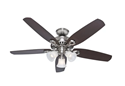 "Picture of Builder Plus (132cm / 52"") Ceiling Fan Hunter Fan"