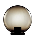 Picture of Smoke Polycarbonate Sphere (EXPC/SMOKE) Domus Lighting