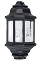 Picture of Perth 2 Lights Exterior Wall light (HW542)  Hermosa