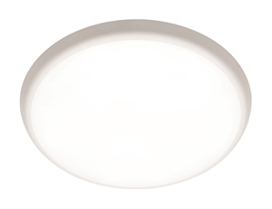 Picture of Andre Round 25W Dimmable LED Ceiling Oyster (MA6825WHT-CCT) Mercator Lighting