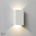 Picture of Gallery Rectangular Plaster LED Wall Light (HV8041) Havit Lighting
