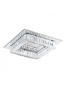 Picture of Corliano Square LED CTC Ceiling Light (39016) Eglo Lighting