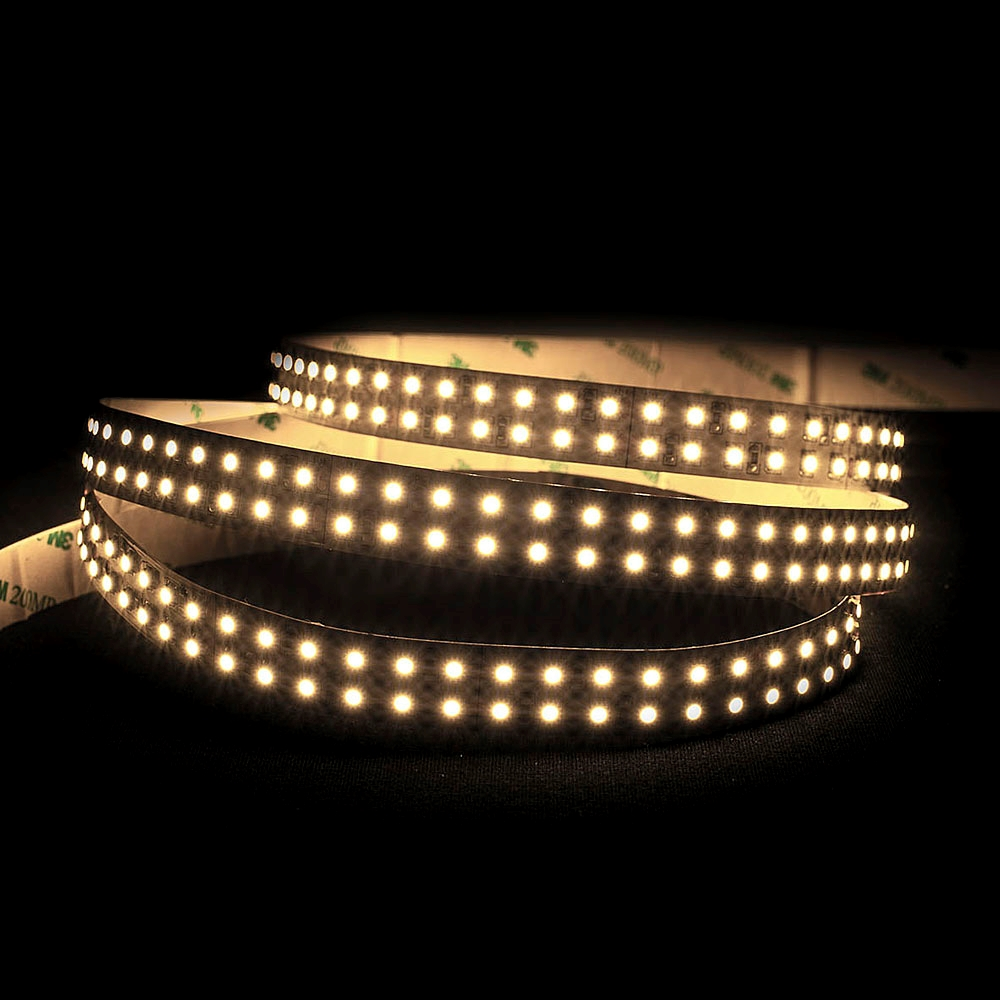 Northern lighting online shop lighting outdoor lighting light picture of indoor ip20 warm white 192wm double row led strip light aloadofball Choice Image
