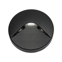 Picture of Justin Exterior LED Round Wall Light (MX1110) Mercator Lighting
