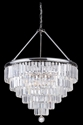 Picture of Odyssey 6 Light Large Chandelier (Odyssey/6Lt) Lighting Inspirations