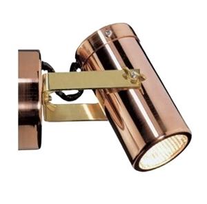 Picture of Exterior 12V Copper Adjustable Wall Spotlight (SM1ACEC ) CLA Lighting