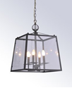 Picture of Tamarka 4 Lights Pendant ( Tamarka-4) Fiorentino Lighting