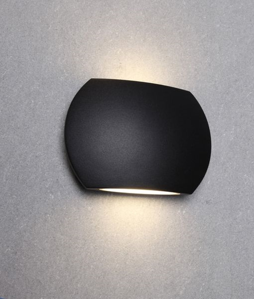 Picture Of Remo Exterior LED Wall Light CLA Lighting ...