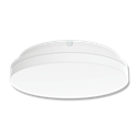 Picture of SUNSET ROUND 25W 300MM SLIMLINE LED OYSTER IN TRIO TRICOLOUR (20881) Domus Lighting