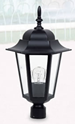 Picture of Byron Exterior Post Top (HW51PT) Hermosa Lighting