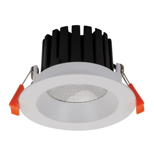 Picture of AQUA-13 White Round 13W LED Dimmable Downlight (21254 21258 21262) Domus Lighting