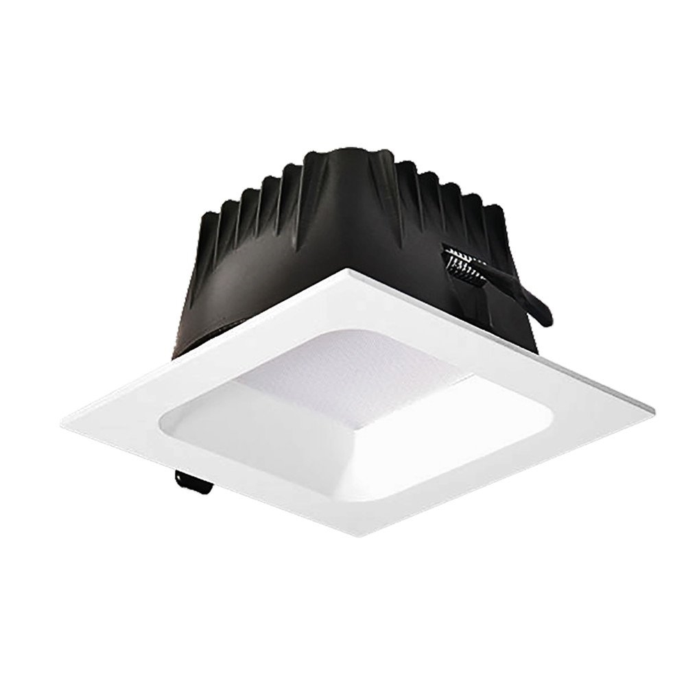 Punnet square 50w led downlight s9651 175cw wh50w sunny lighting