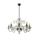 Picture of Isabella 8 Light Chandelier (CE3038) Mercator Lighting