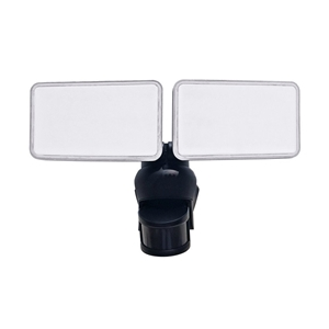 Picture of Batwing 2x20W LED Flood Light With Sensor (SES7090/2) Sunny Lighting