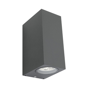 Picture of Brugge Exterior Up/Down Wall Light Cougar Lighting
