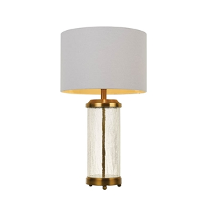 Picture of Chris Table Lamp (Chris TL-AB/WH) Telbix