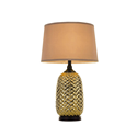 Picture of Morton Table Lamp (Morton TL-GD/CRM) Telbix
